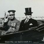 Atatürk ve İran Şahı Rıza Pehlevi Dostluğunun Getirisi