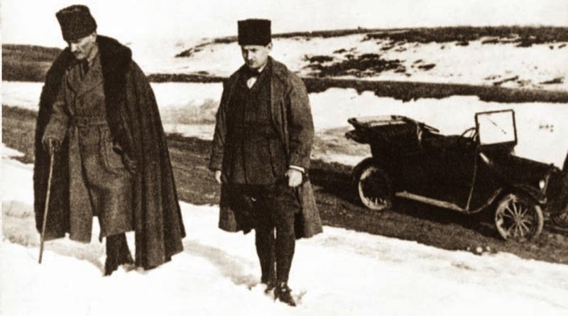Atatürk'ün Cenaze Merasimi, Muzaffer Kılıç ve Menderes