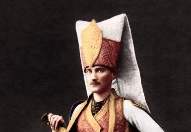 Sofya'daki Kıyafet Balosunda Bir Yeniçeri