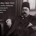 Yüz Yıl Önce İstanbul'da İspanyol Gribi salgını – Ünlü Edebiyatçımız Ahmet Rasim Bey Anlatıyor