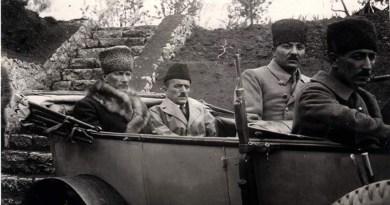 Kastamonu Mebusu Tengirşenk'in Bir Atatürk  Anısı