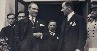 Yakup Cemil Olayı Sonrası Hilmi Oytaç Mustafa Kemal'e Sığınmıştı