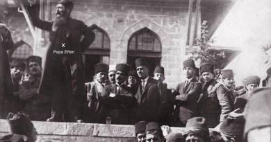 Kısa 58 Maddede Milli Mücadelenin En Sıradışı Kahramanı, Atatürk'ün Dostu Papa Eftim