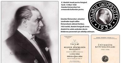 İstanbul Üniversitesi Amblemindeki Atatürk Arması Nasıl Sökülüp Atıldı?