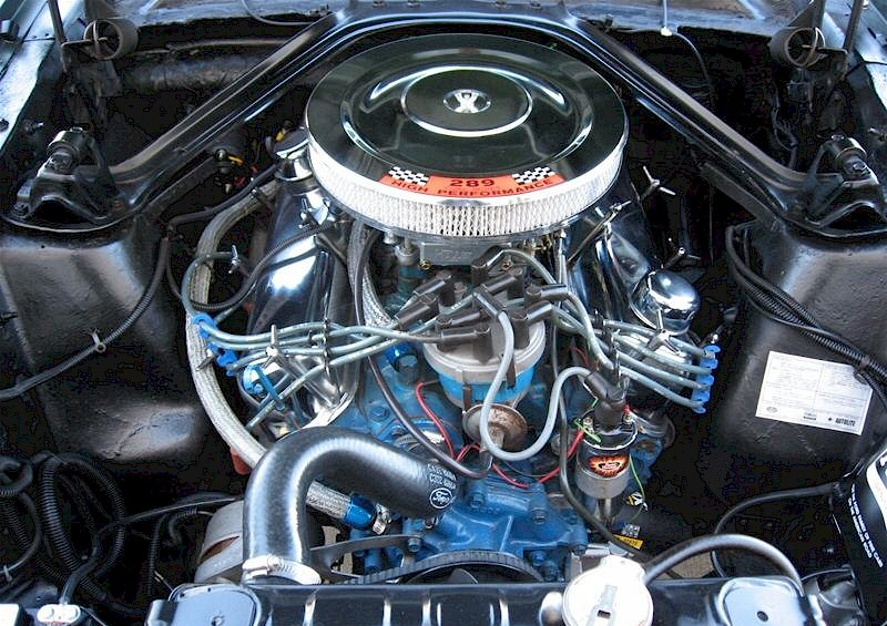 1965 Engine 289 Specs Ford