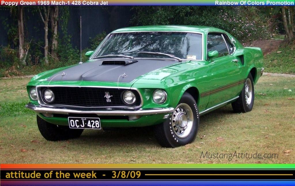 Mustang 02 Hood 10 S 97