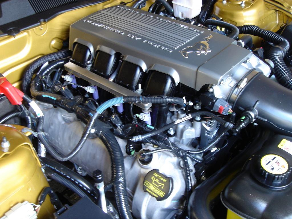 F 150 2005 5 4 Horsepower