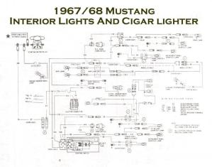 Wiring for center console question  MustangForums