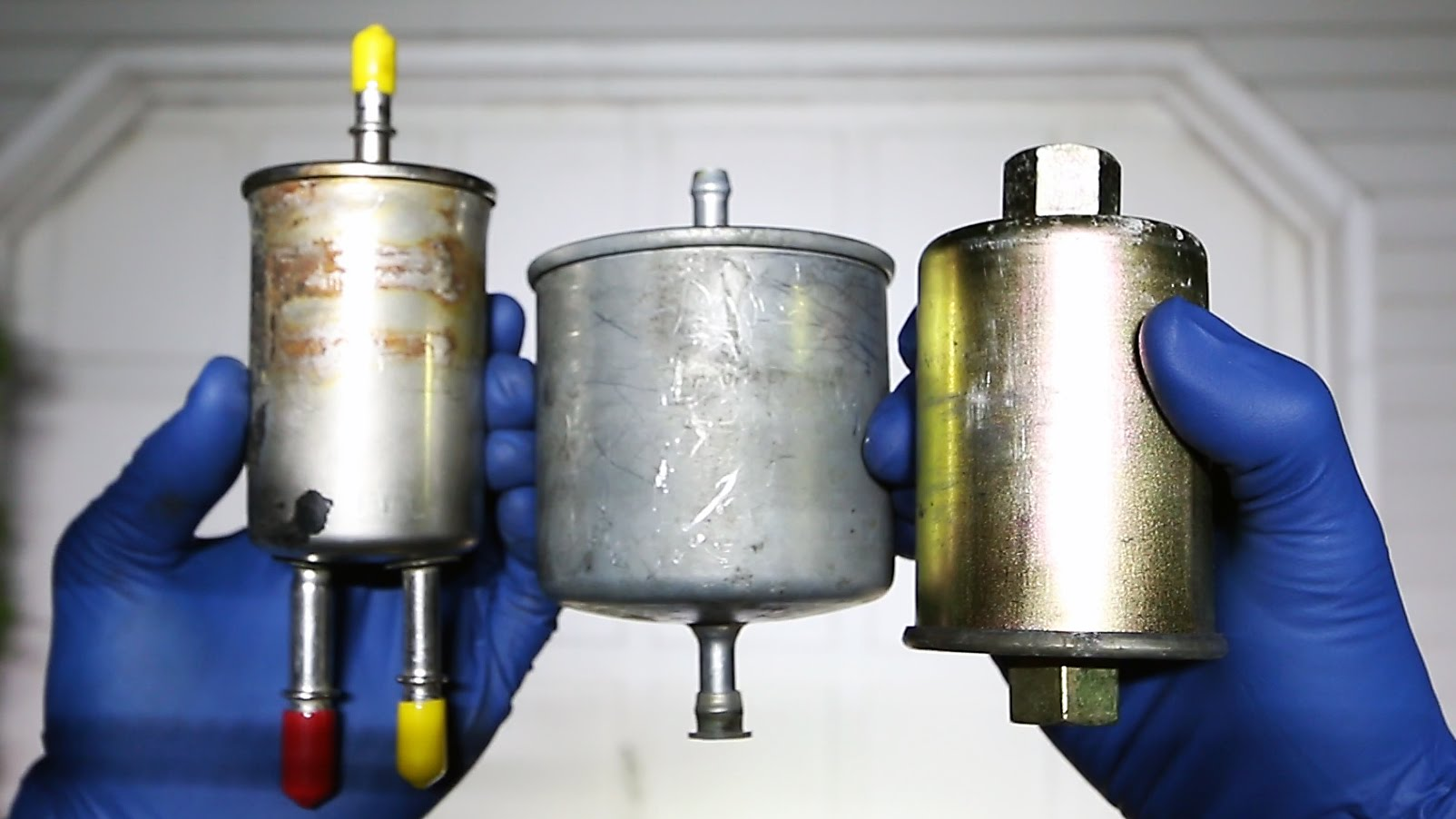 What Does A 300 000 Mile Fuel Filter Look Like