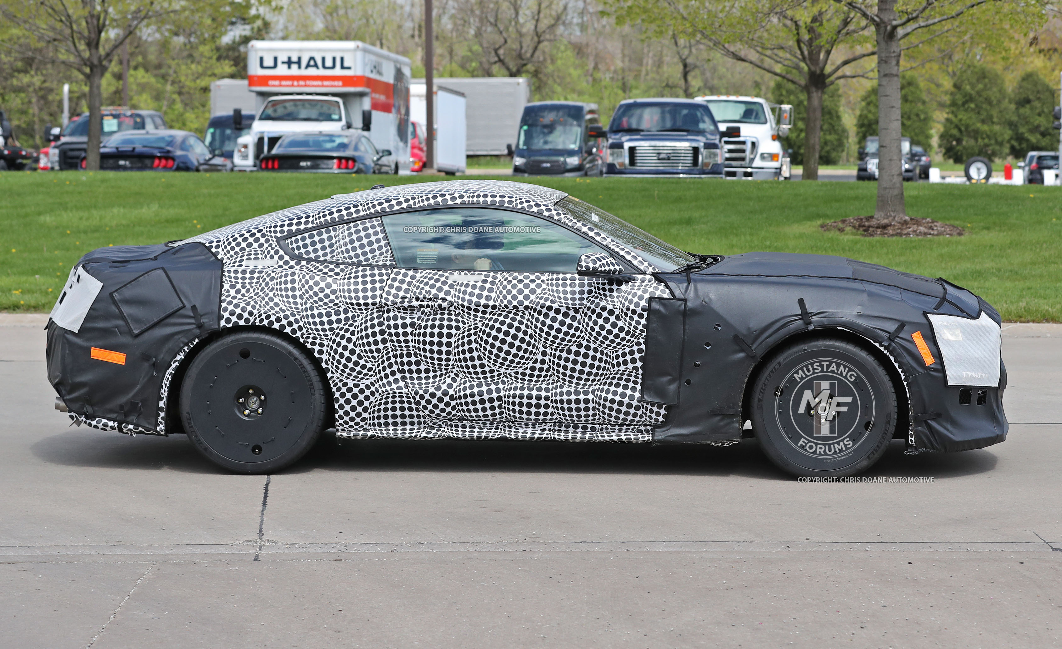 2019 ford mustang shelby gt500 spy shots 21  mustangforums