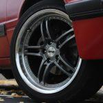 Fox Body Mustang drag build.