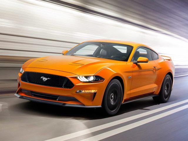 mustangforums.com 2018 Ford Mustang recall