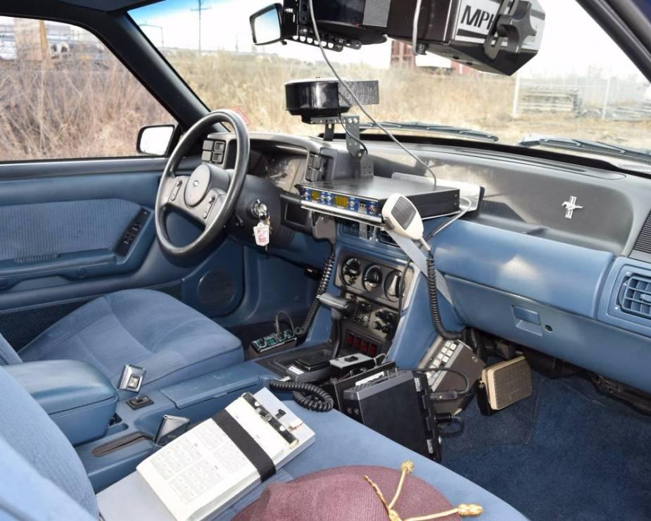 MustangForums.com - Minnesota Highway Patrol SSP Fox Body Mustang