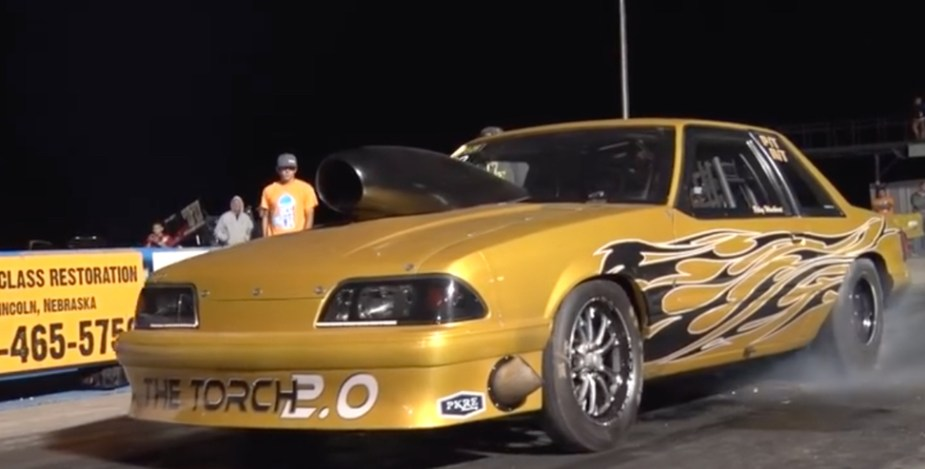 Torch 2.0 Foxbody Mustang.