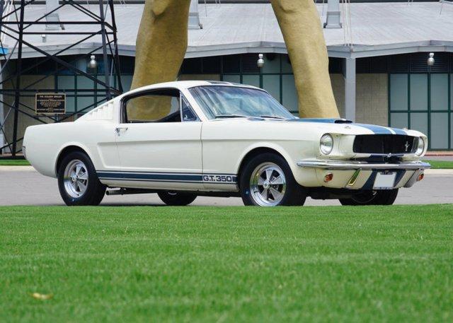 1965 GT350 Mustang Replica