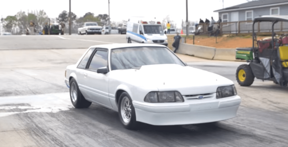 Cynaide Mustang is Death in a Plain White Wrapper