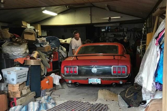 Mustang Boss 429