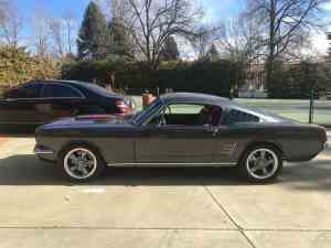 1966 Ford Mustang GT Fastback 2+2