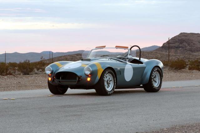 1964 Shelby FIA Cobra