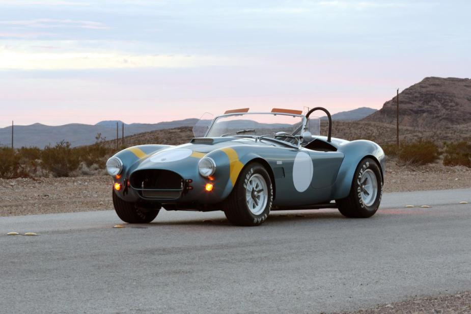 1964 Shelby FIA Cobra