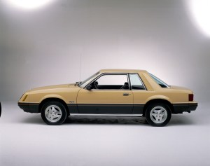 1979 Ford Mustang coupe