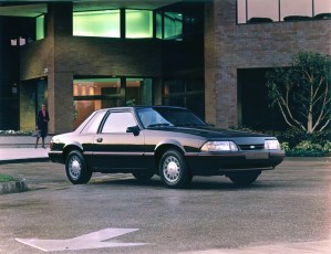 1988 Ford Mustang LX coupe