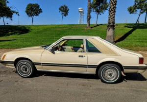 1979 Ford Mustang GLX