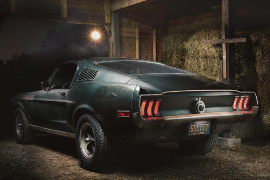 Mustang Bulitt