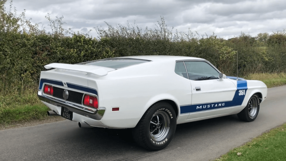 mustangforums.com 1972 Ford Mustang Mach 1 Fastback