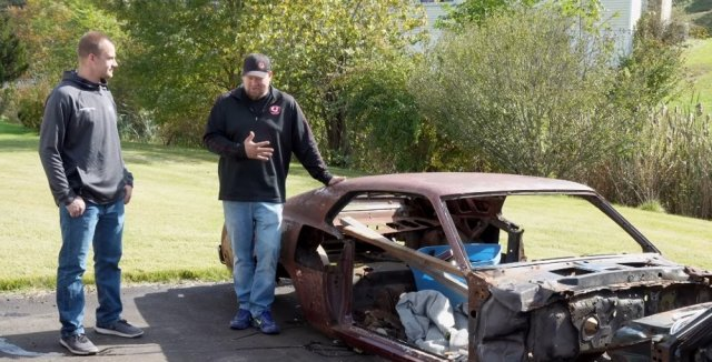 1969 Mustang Mach 1 Project