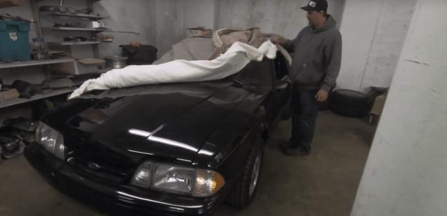 Foxbody Mustang 41X