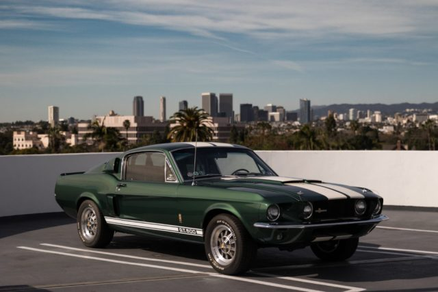 Carroll Shelby GT500 at the Petersen