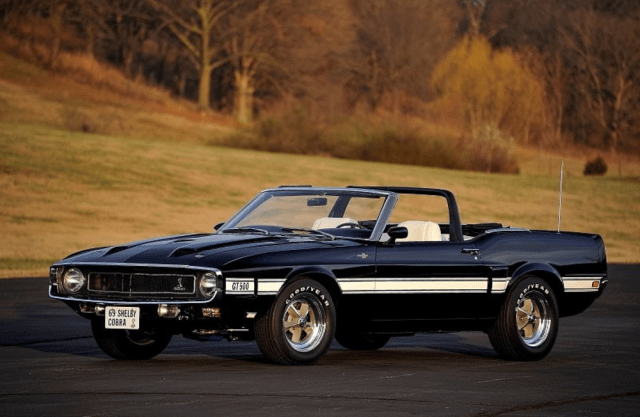 1969 Shelby GT500 Prototype