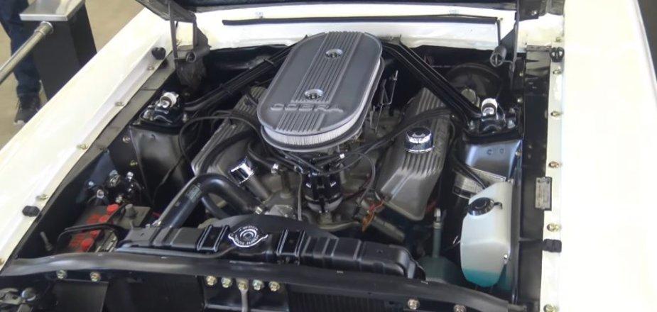 1967 Mustang GT500 Engine