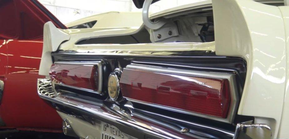 1967 Mustang GT500 Rear End