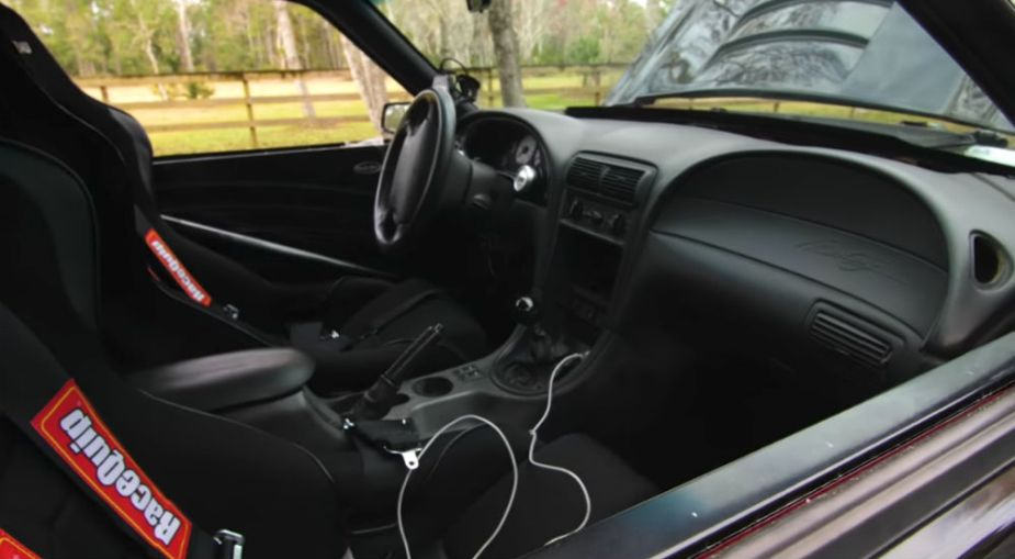 Terminator Fox-body Mustang
