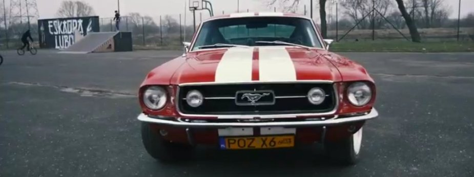 1967 Mustang GTA Front End