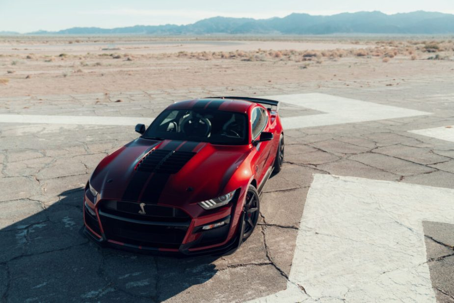 2020 Mustang Shelby