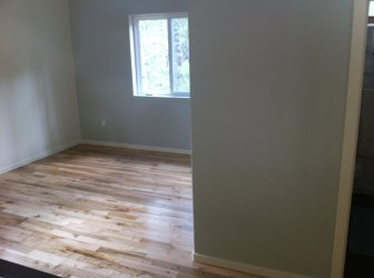 Site Finished #2 Oak Hardwood Flooring