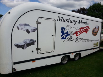 Our Trailer
