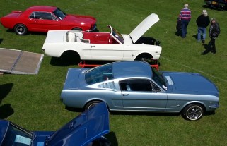 '67 Coupe, '65 Convertible Project, '67 Fastback