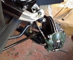 Disc brake upgrade