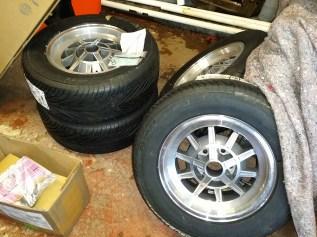 recon original wheels