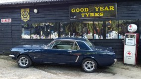 '65 Coupe & Pump