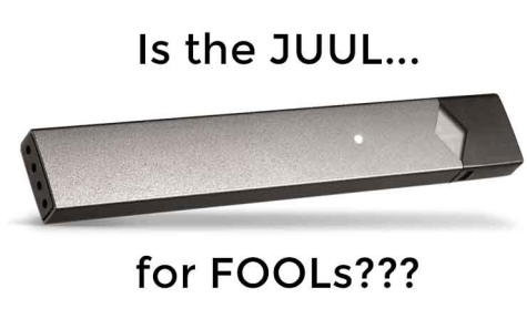 Juul is Not Kuul!