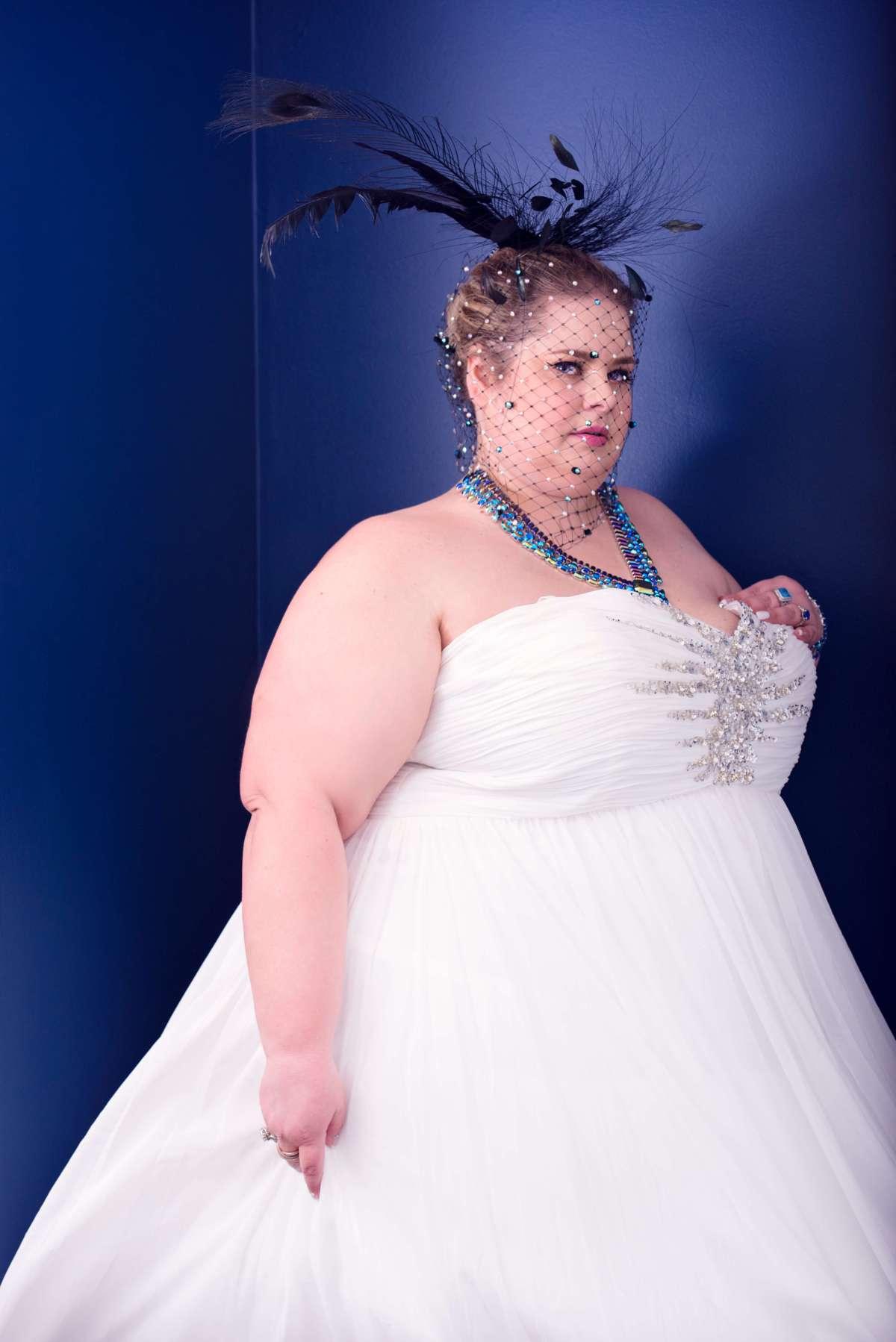 Mustangsallytwo x Sydney's Closet - Starburst Dress