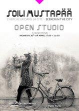 Poster for Open Studio by Sam Benyamina