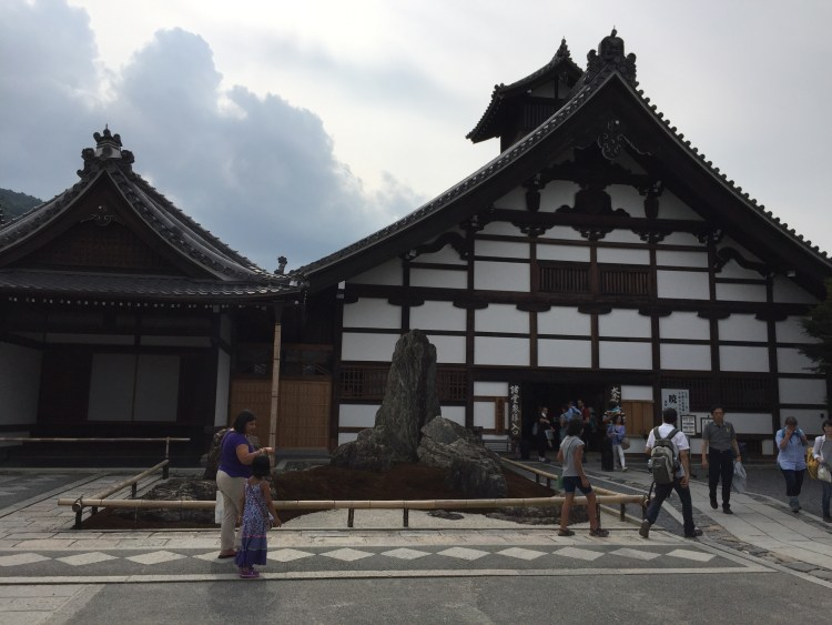 Tenryuji Temple in Kyoto