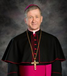 Archbishop Blase Joseph Cupich of Chicago (http://www.archchicago.org/person/blase-j-cupich/biography)