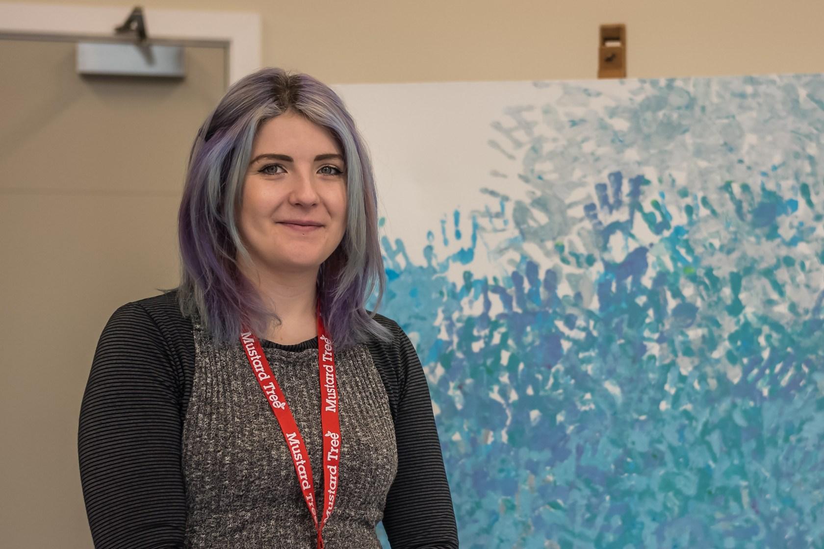 Anoushka Gordon - Creative Programs Manager